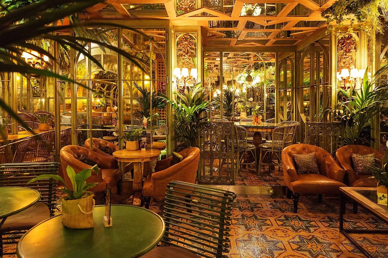 Salvador Bachiller, un verdadero oasis en Madrid