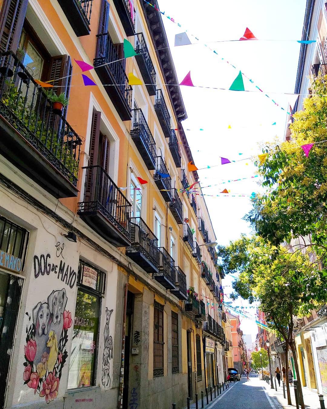 Las zonas más populares donde alojarse en Madrid